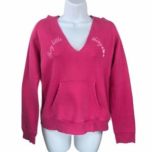 Victoria's Secret Sexy Little Things Hoodie Pink S